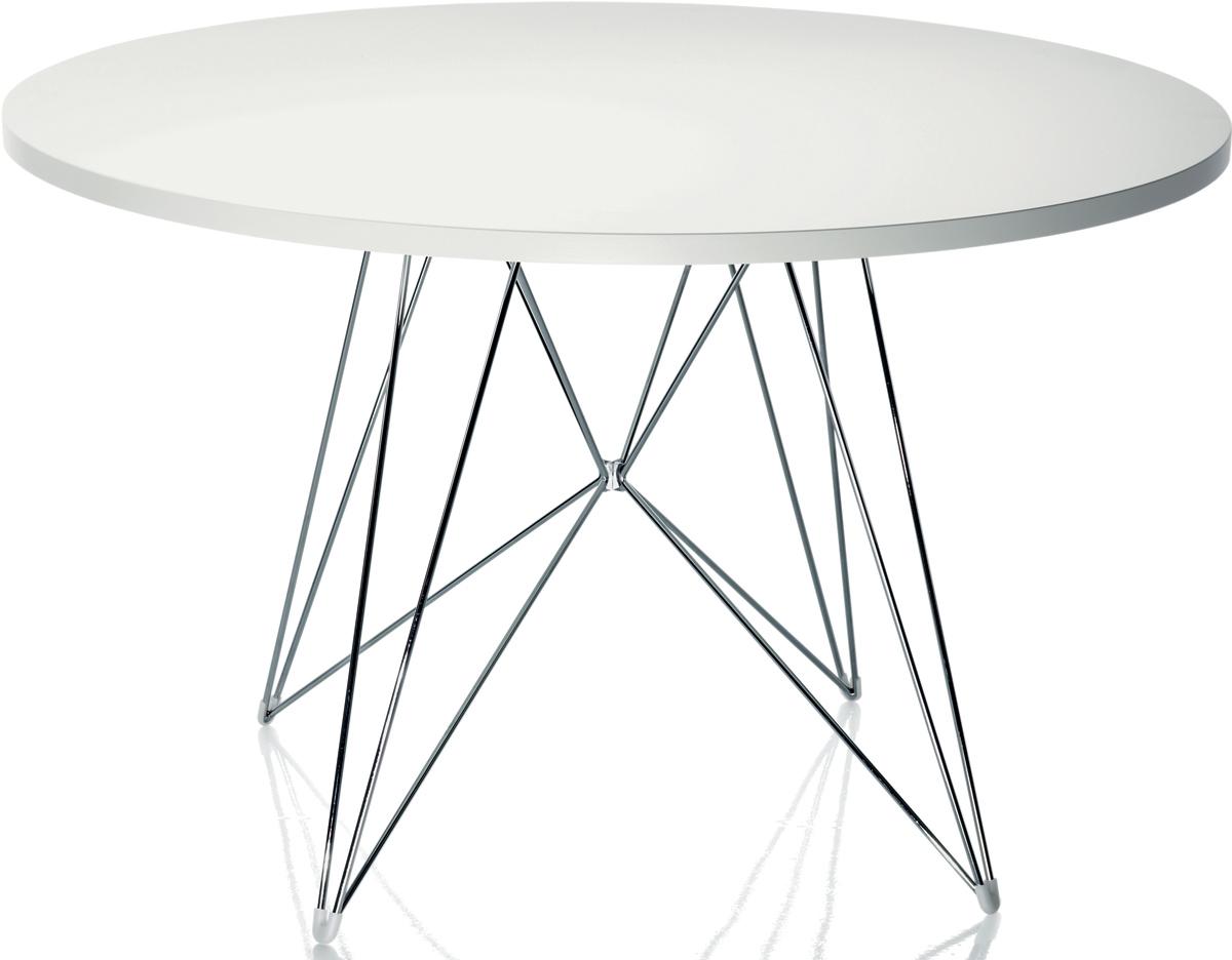 Magis Striped Tavolo Rond Tuintafel.Magis Tavolo Xz3 Round Table