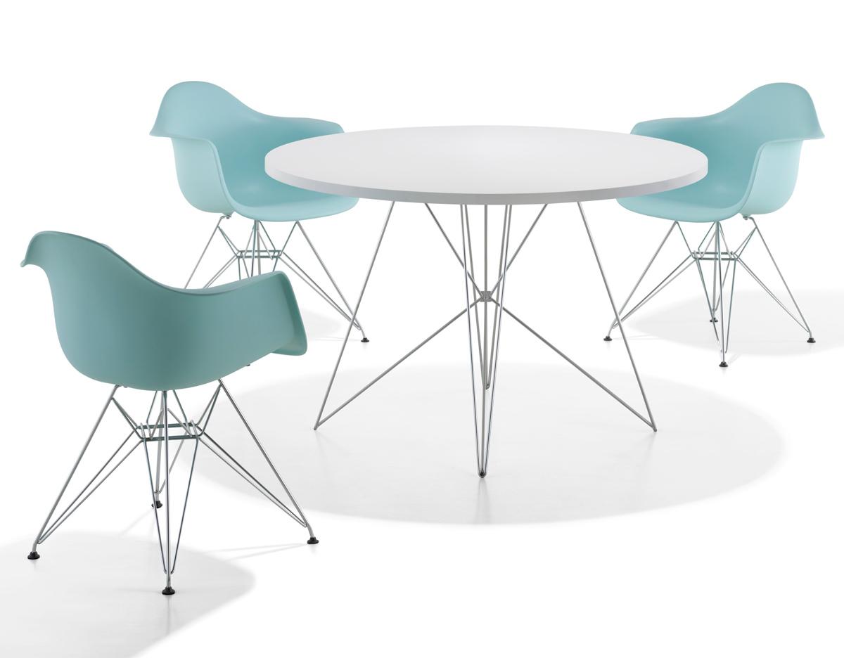 Tavolo Xz3 Round Table Hivemodern Com
