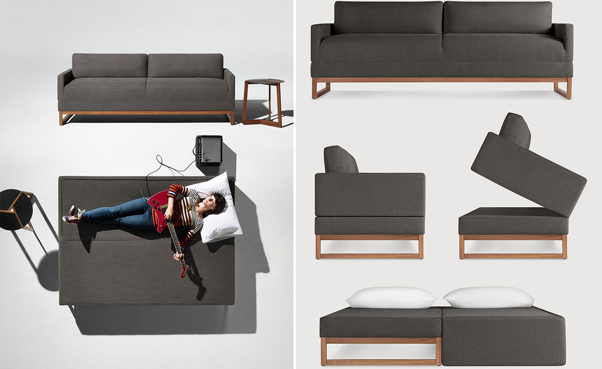 The Diplomat Sleeper Sofa Hivemodern Com