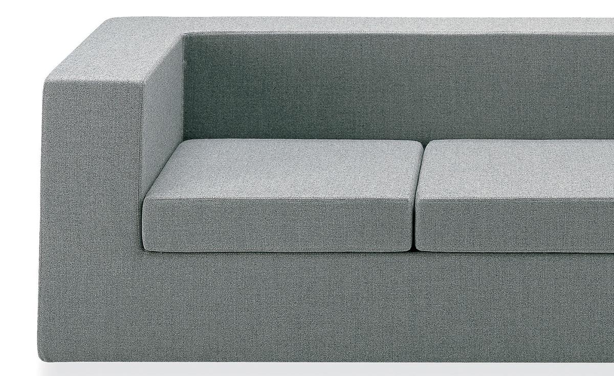 Throw-away Three Seat Sofa