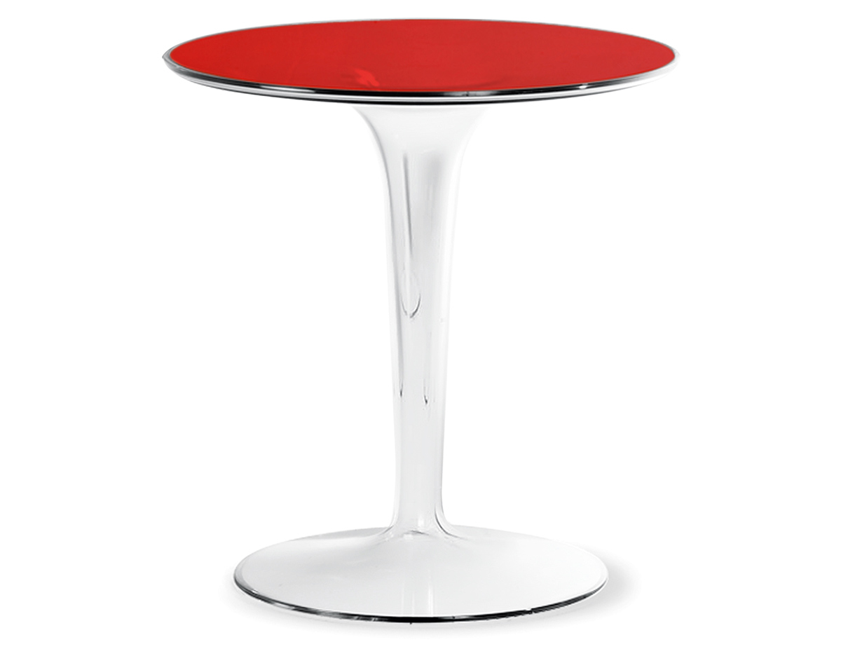 Kartell Round Table Tip Top Side Table Hivemoderncom