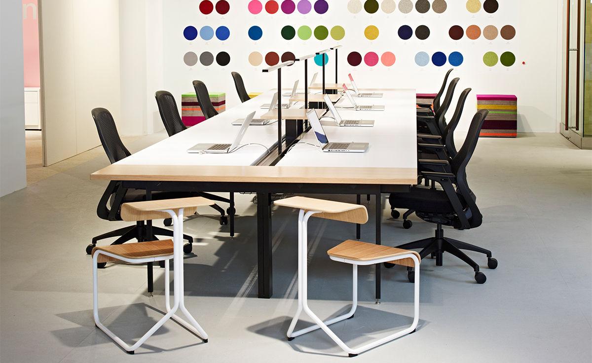 Toboggan 174 Chair Desk Hivemodern Com