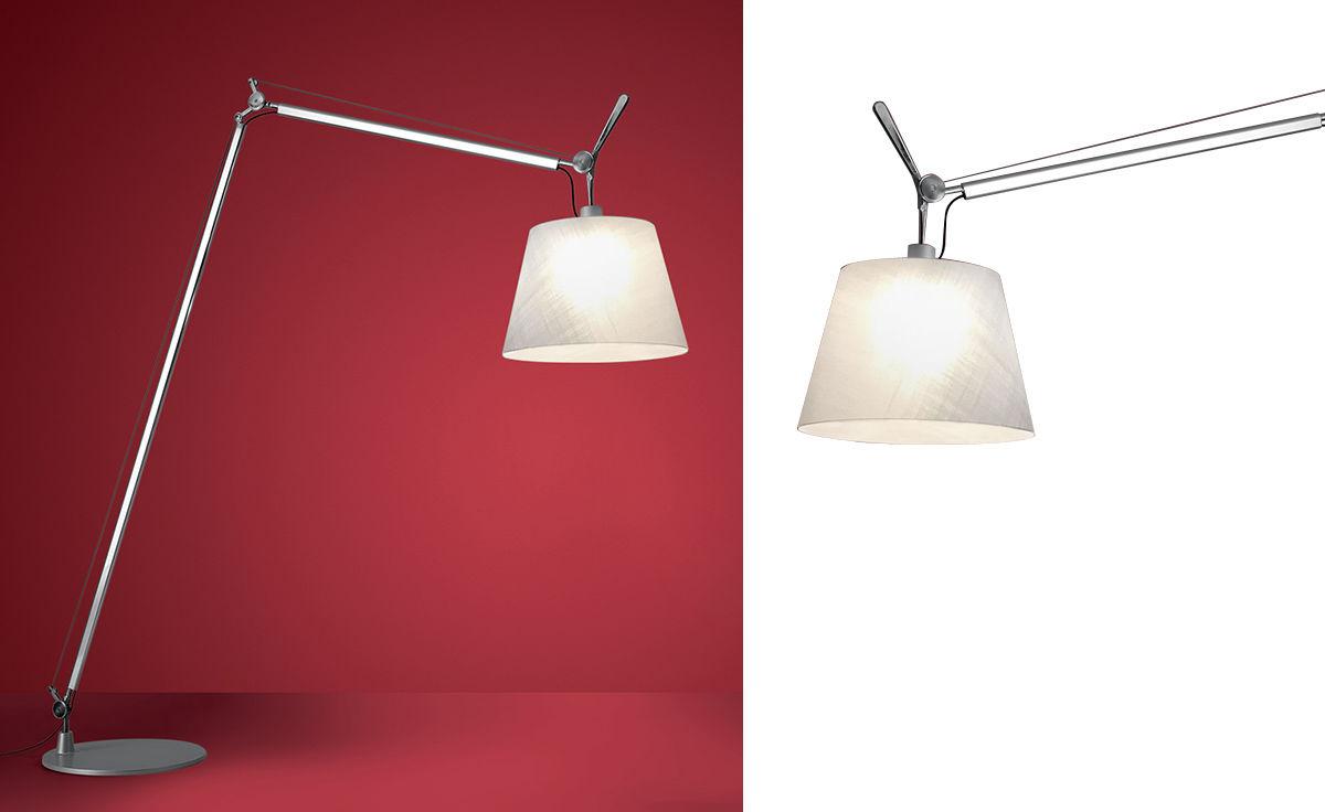 Tolomeo Maxi Floor Lamp Hivemodern Com