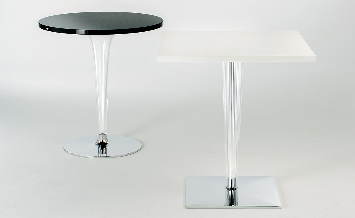 Top top side table for Table kartell