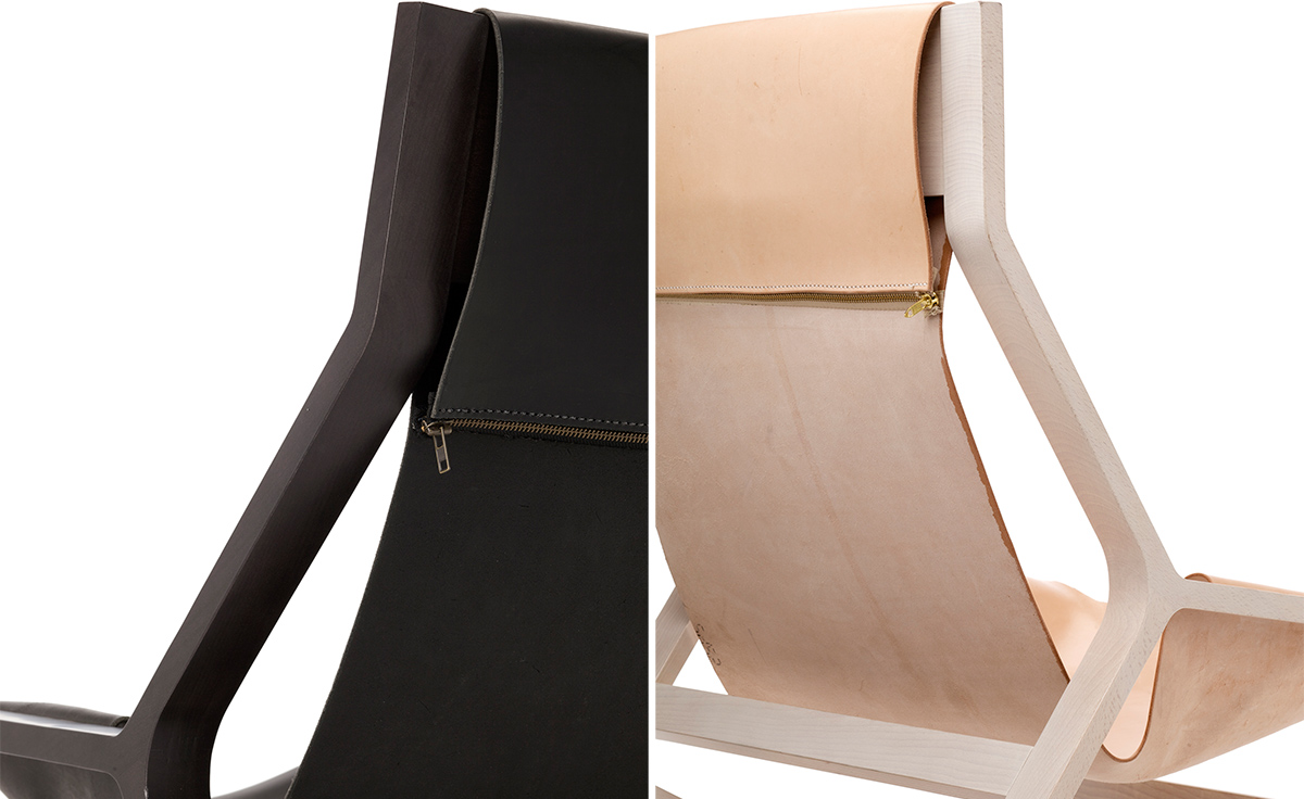 Toro Lounge Chair Hivemodern Com