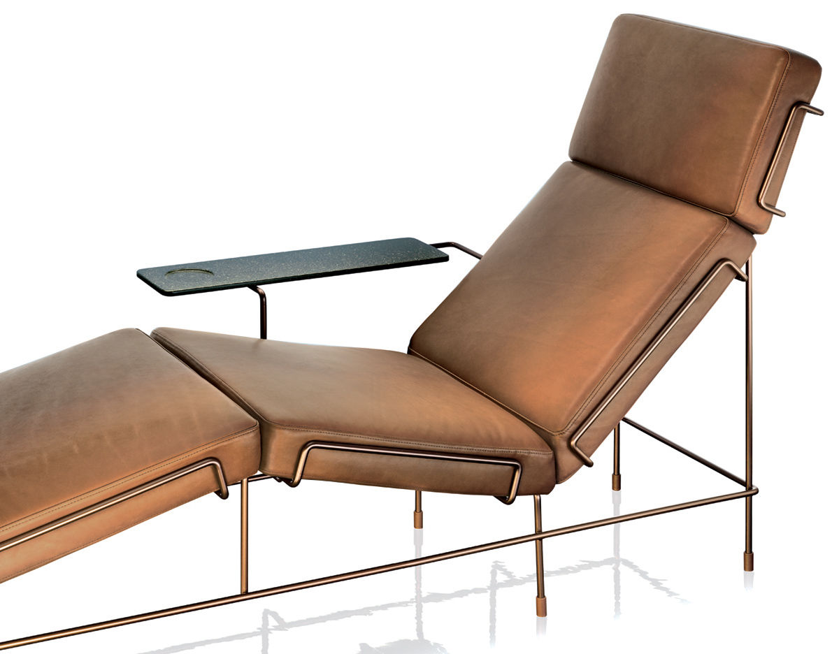 Magis Traffic Chaise Lounge Hivemodern Com