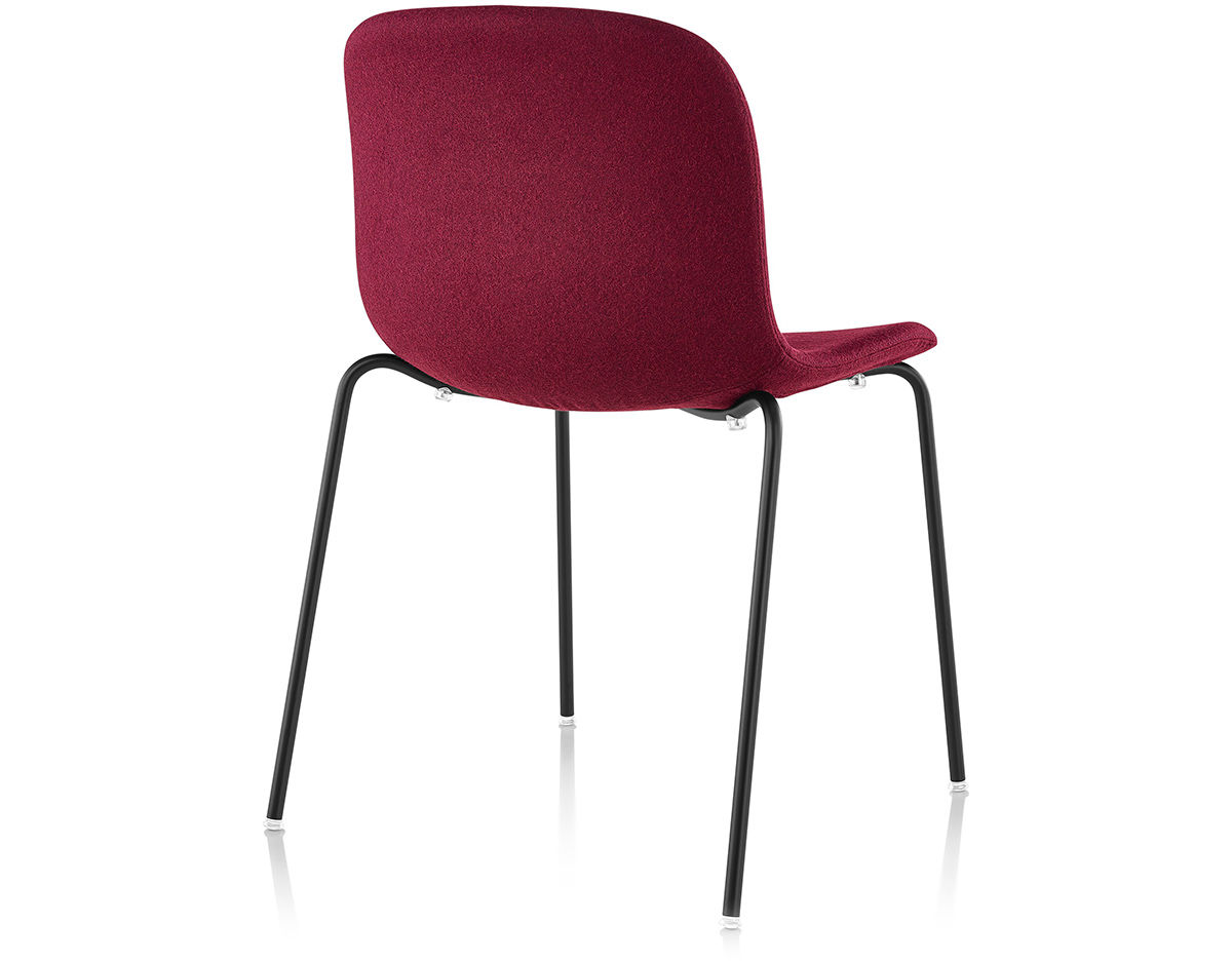 Magis troy upholstered stacking chair two pack for Troy marcel wanders