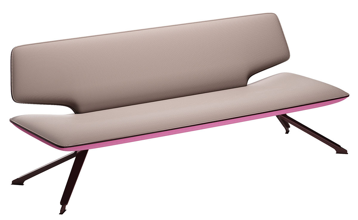 Tt3 low soft sofa for Low couch