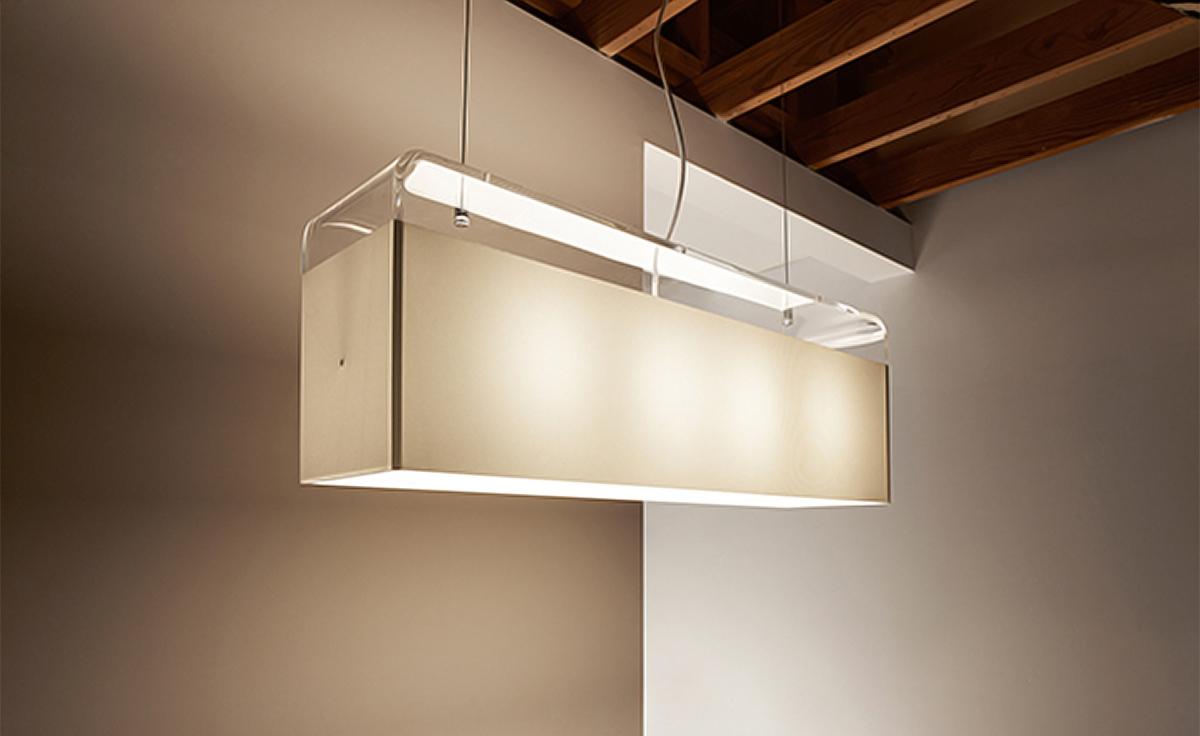Tube top suspension lamp hivemodern tube top suspension lamp aloadofball Images