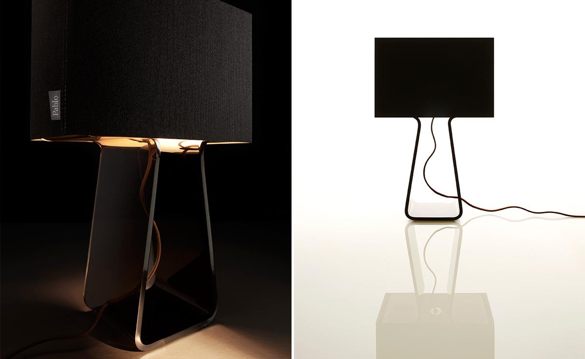 Tube Top Table Lamp Hivemodern Com