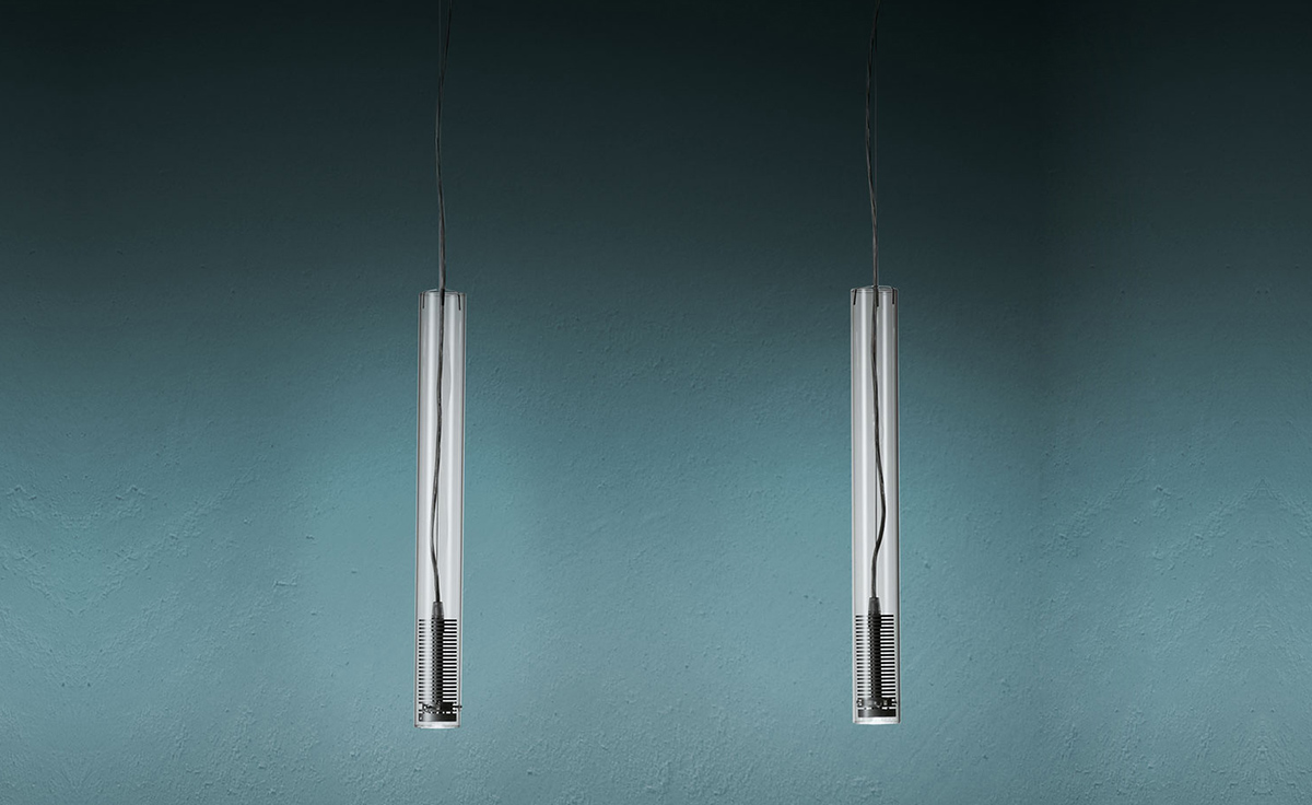Tubo Led Suspension Lamp Hivemodern Com
