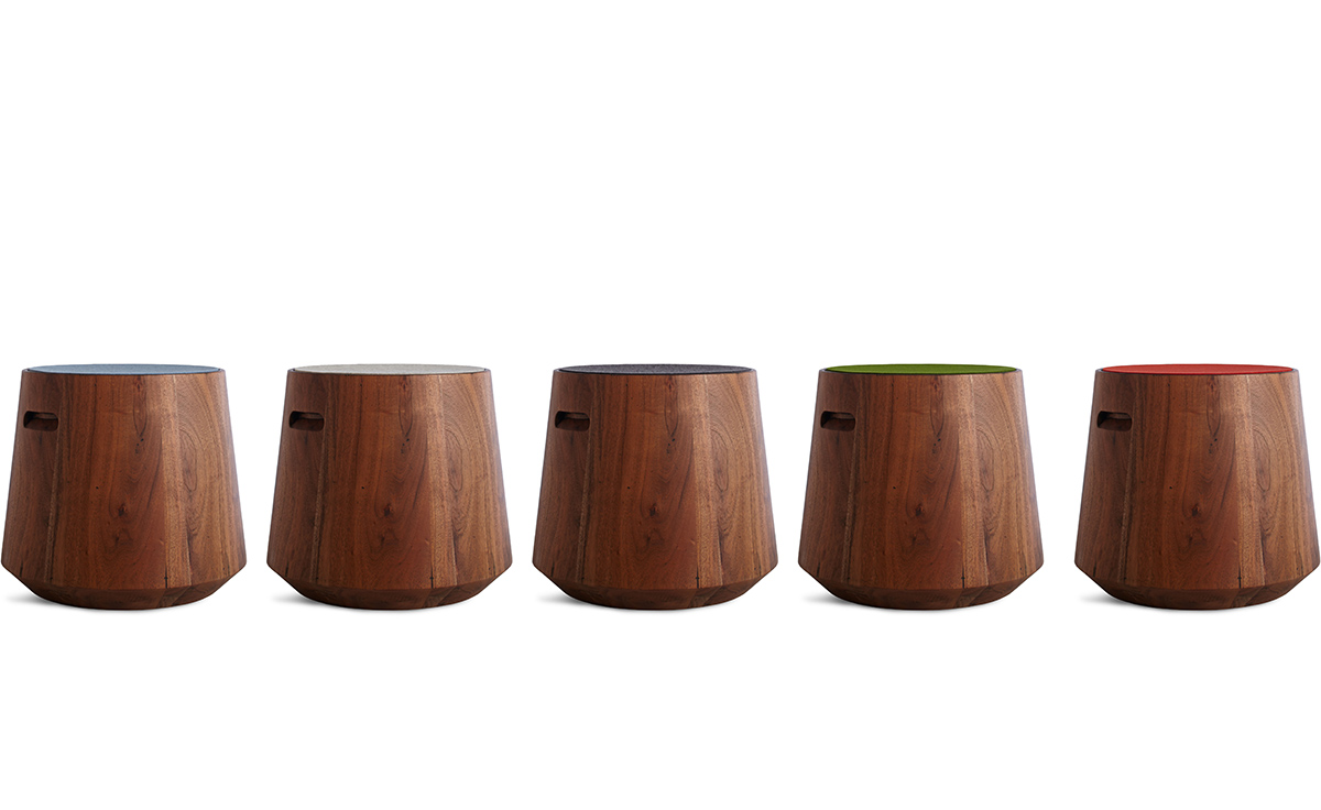 Turn Stool Hivemodern Com