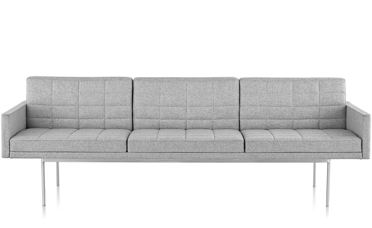 Tuxedo Component Lounge Sofa With Arms Hivemodern Com