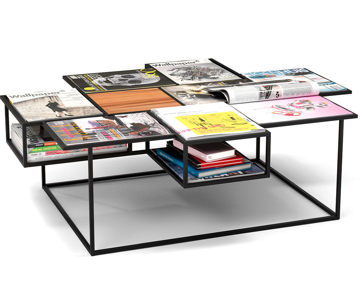 Vanity Coffee Table hivemoderncom