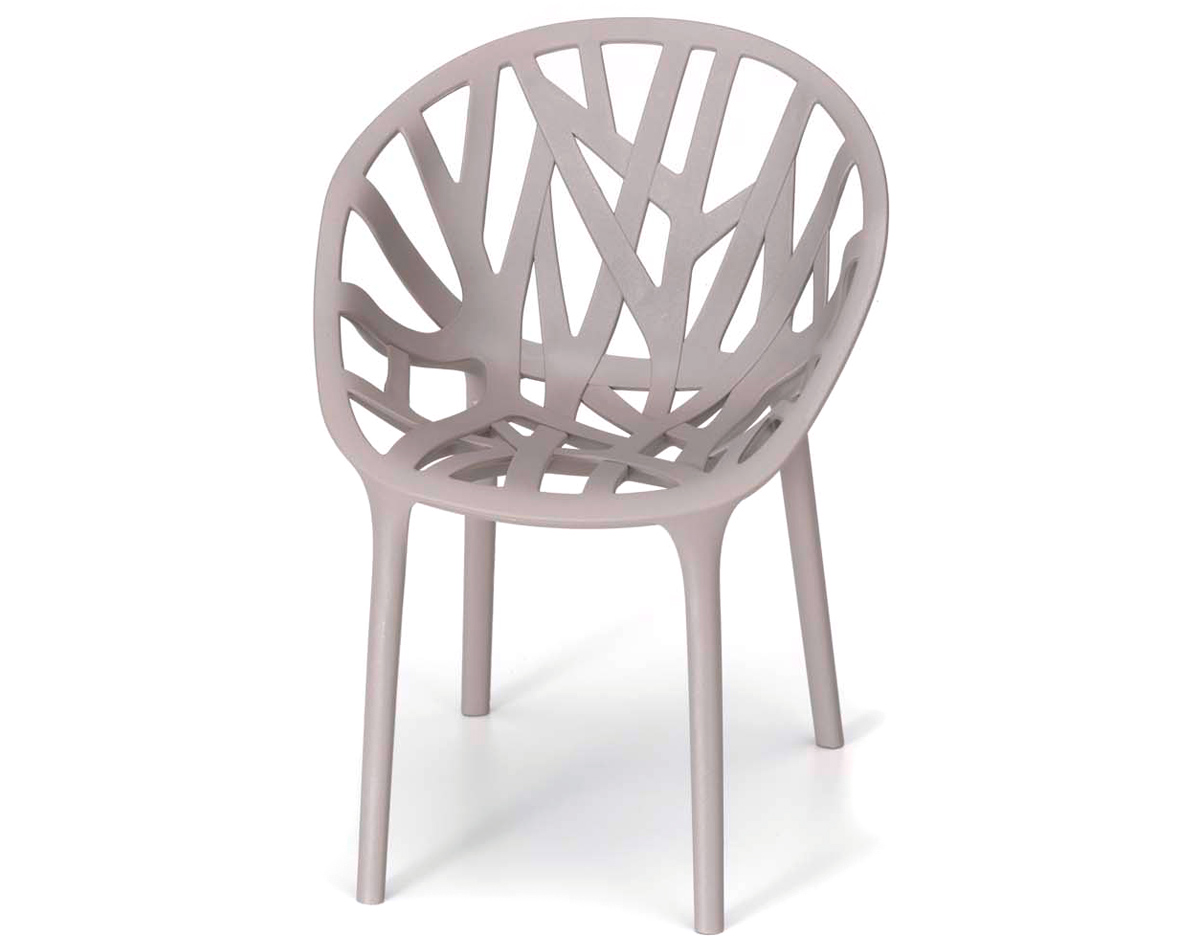 Vegetal Stacking Chair Hivemodern Com
