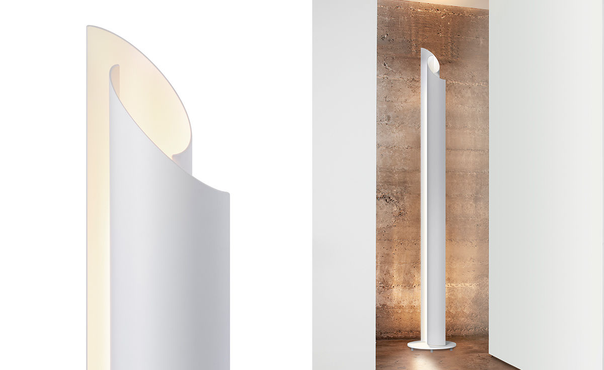 Vella led floor lamp for Modern hive
