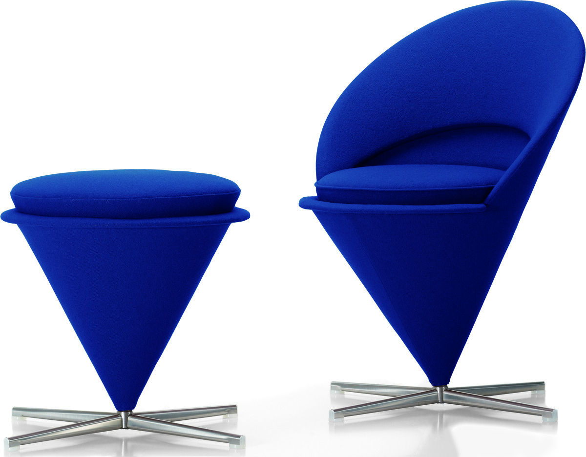 verner panton cone chair. Black Bedroom Furniture Sets. Home Design Ideas
