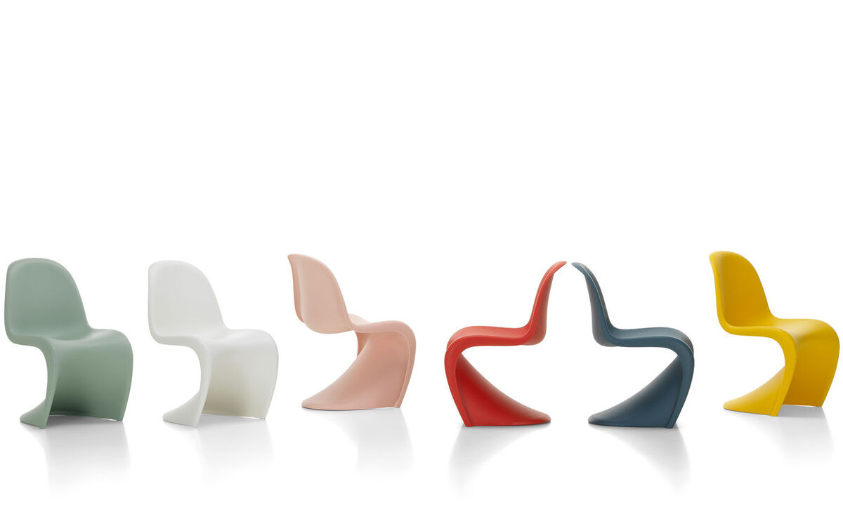 Merveilleux Verner Panton Junior Chair