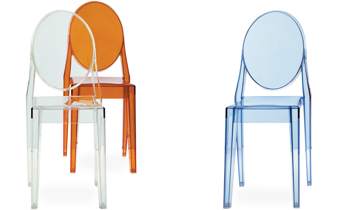 Kartell louis ghost chair sale victoria ghost chair for Chaise louis ghost kartell