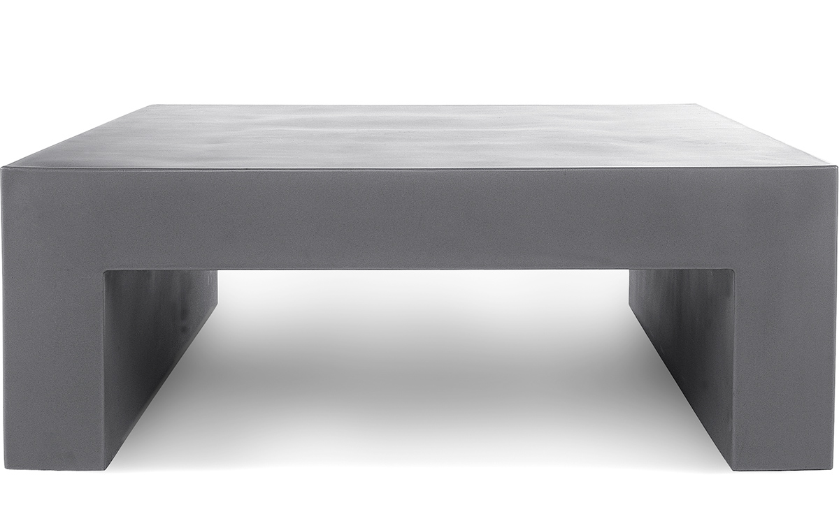 vignelli low table