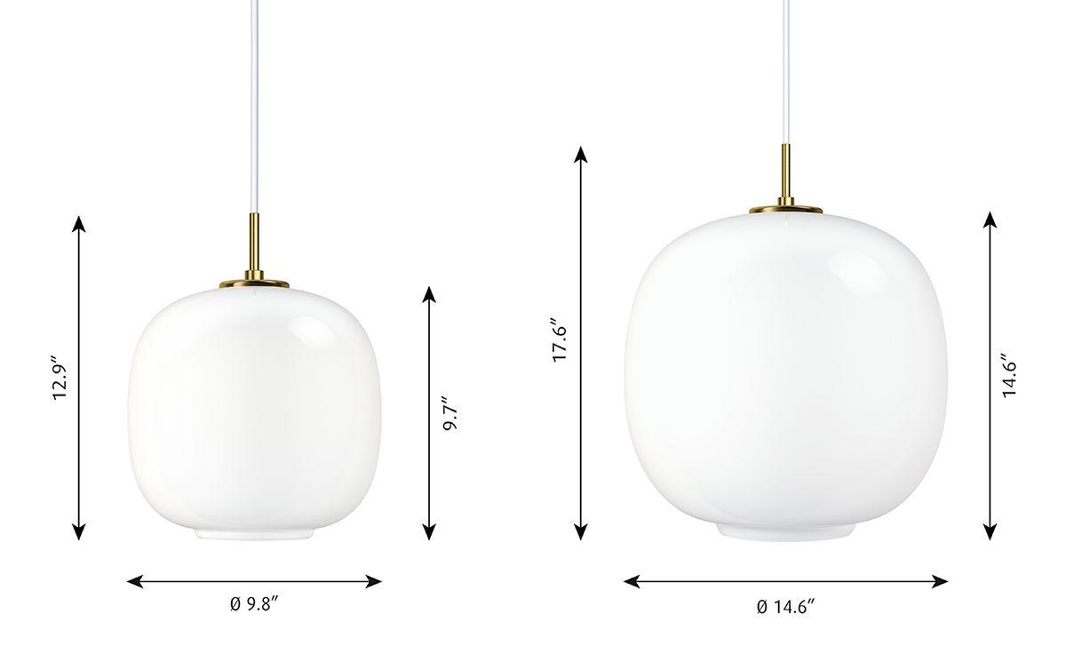 Vl45 Radiohus Suspension Lamp Hivemodern Com