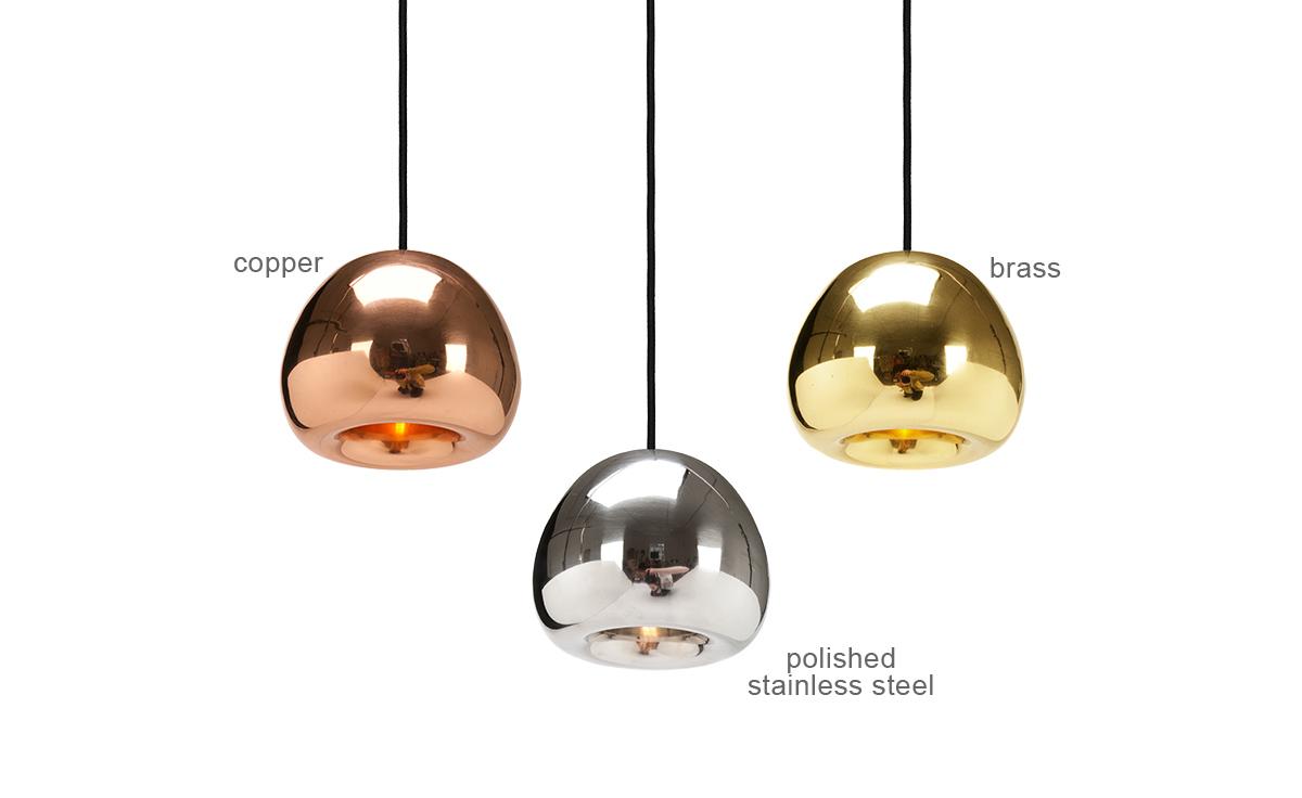 copper mini pendant light. Void Mini Pendant Light Copper P