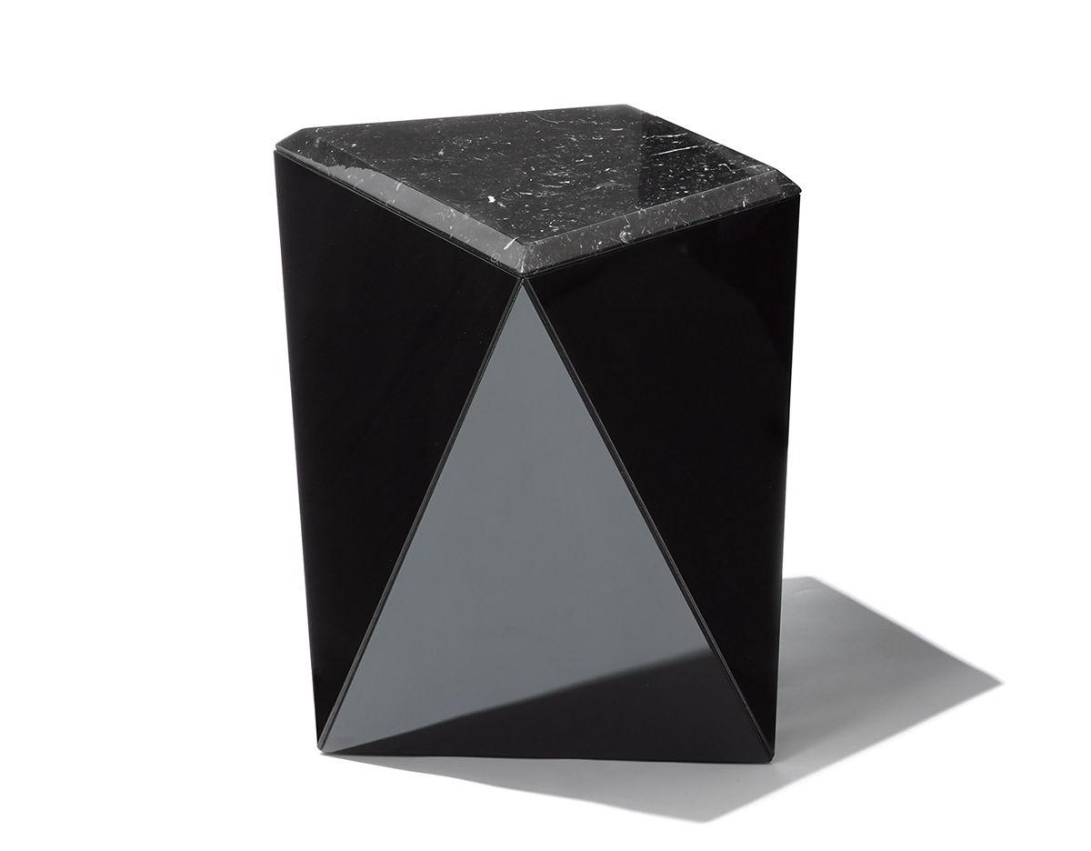 Washington Prism Side Table Hivemodern Com
