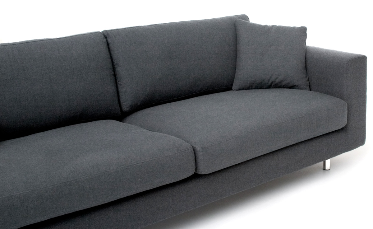 Wide Arm 2 Seat Sofa hivemoderncom : wide arm 2seater sofa niels bendtsen bensen 3 from hivemodern.com size 1200 x 736 jpeg 299kB