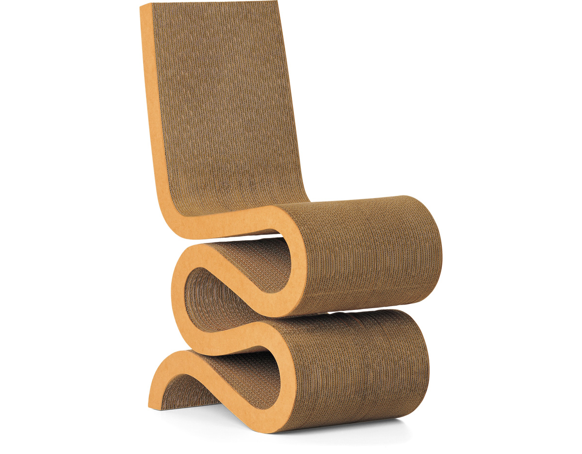 Comfortable cardboard chair designs - Overview Designer