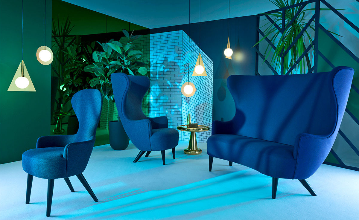 Comtom Dixon Sofa : overview designer manufacturer media reviews