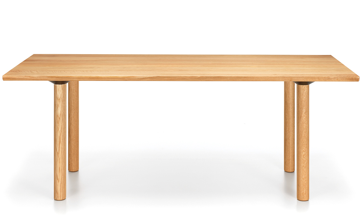 Wood Table - hivemodern com
