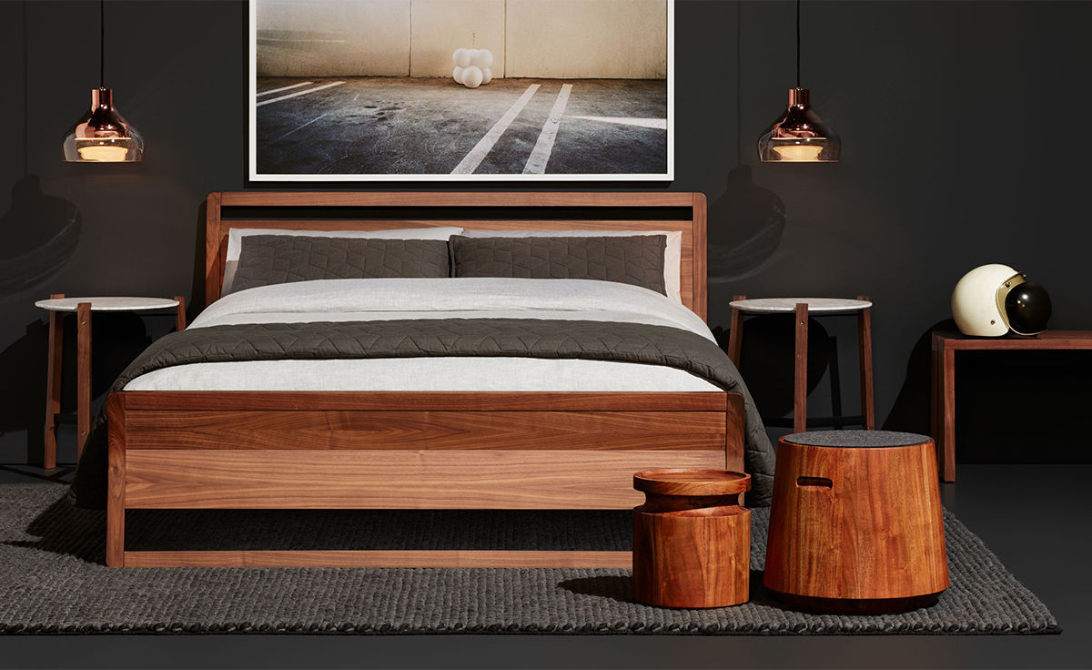 Woodrow Bed Hivemodern Com