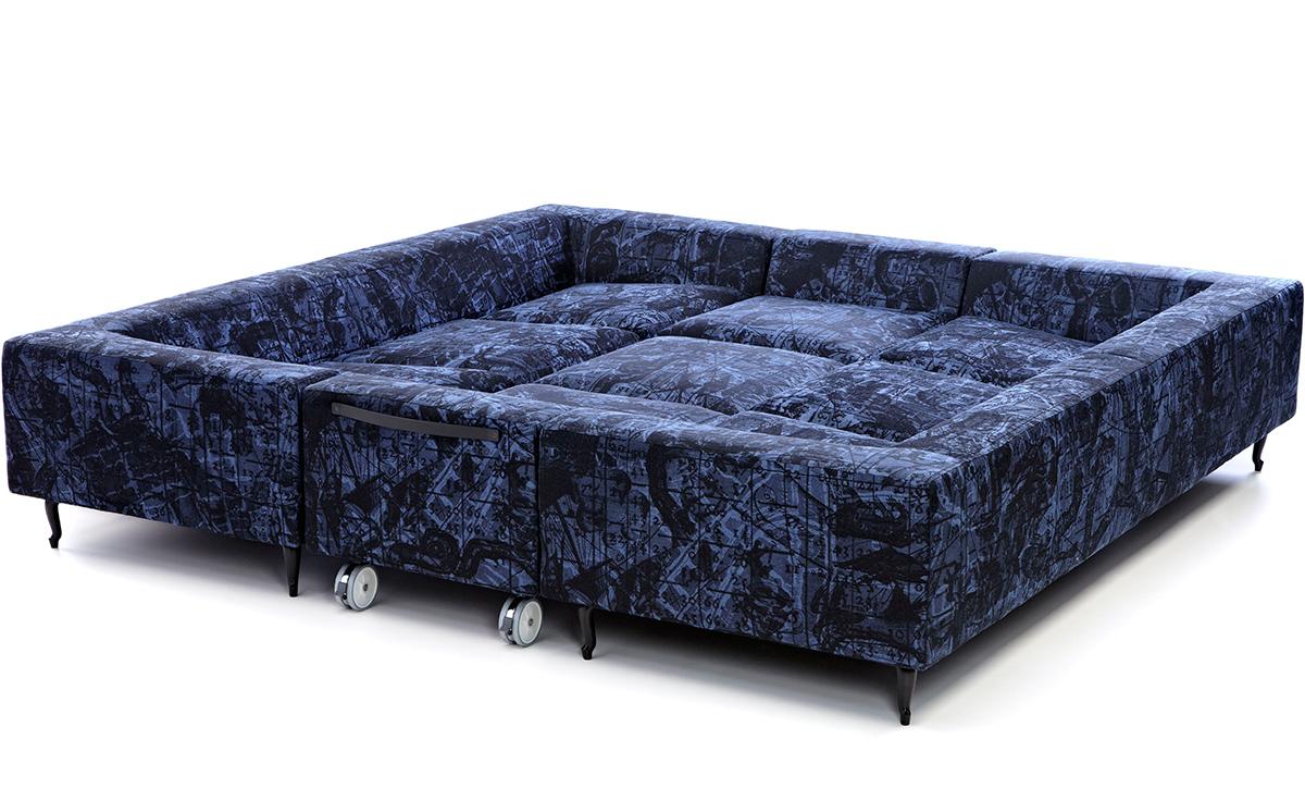 Zliq Island Sofa