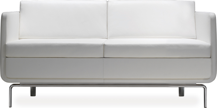gaia high-arm loveseat