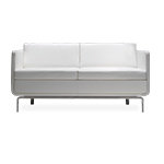 gaia high-arm loveseat  -