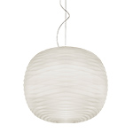 gem suspension lamp  - foscarini