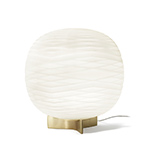 gem table lamp  -