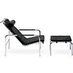 genni lounge chair  - zanotta