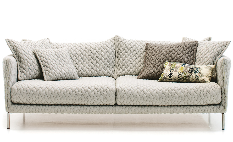 Gentry 120 two seater sofa hivemoderncom for Sectional sofas 120