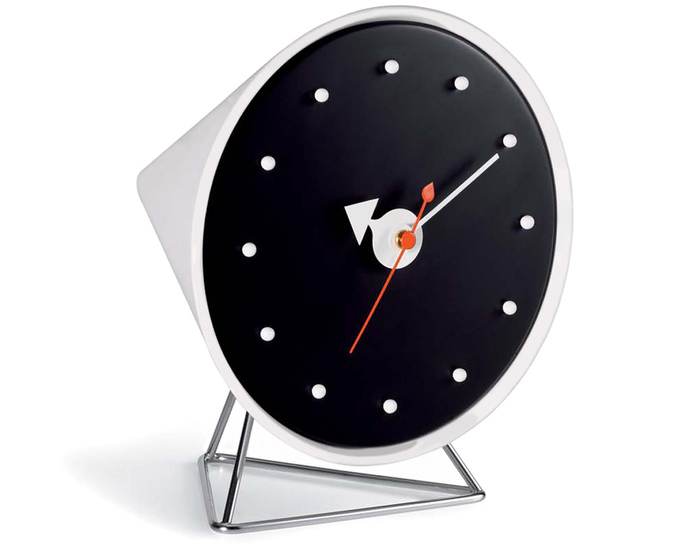 george nelson cone desk clock