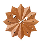 nelson fan clock - George Nelson - vitra.