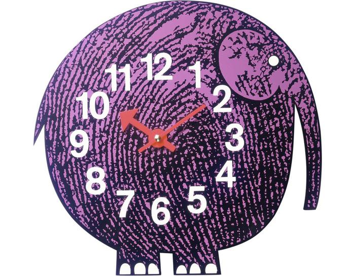 george nelson zoo timers elihu the elephant clock