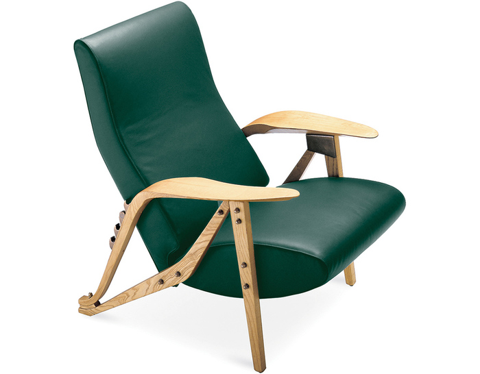 carlo mollino gilda lounge chair
