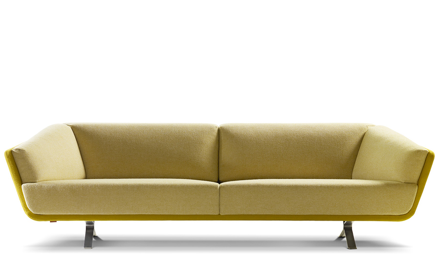 gino 3.5 seat sofa