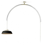 sarfatti model 2129 ceiling pendant light  -