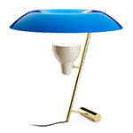 model 548 table lamp - gino sarfatti - flos