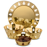 girotondo limited edition gold  - Alessi