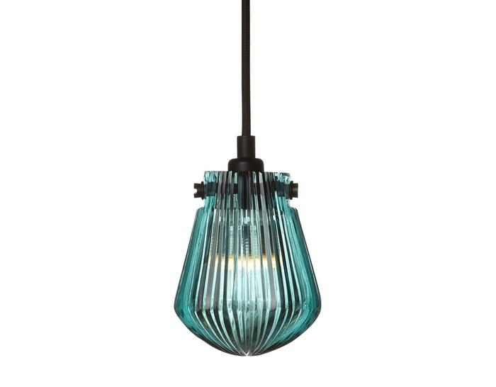 glass bead suspension light