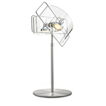 gloss 27 led table lamp  - pablo