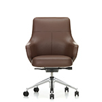 grand executive lowback chair - Antonio Citterio - vitra.
